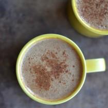 Chai Carob Latte (AIP/Paleo/Refined Sugar-Free)