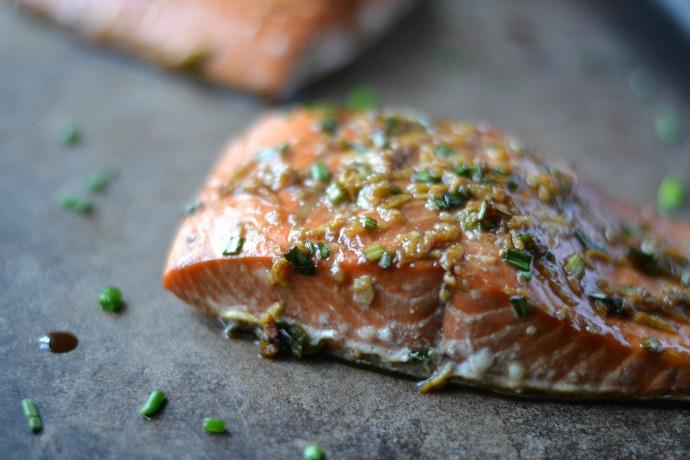 Teriyaki Salmon (AIP/Paleo/Refined Sugar-Free)
